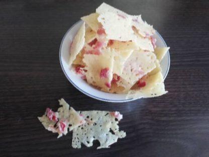 Syrové chipsy