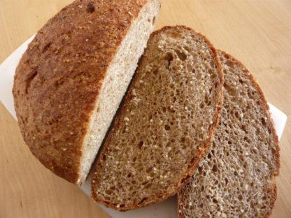 recept na kváskový chlieb